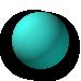 Cyan Paint-balls
